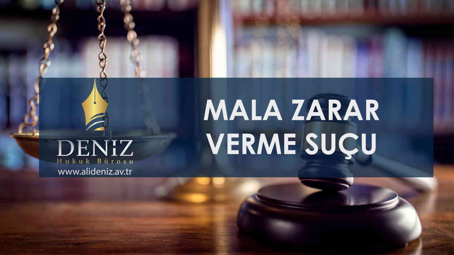Photo of Mala Zarar Verme Suçu
