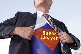Süper Avukat Fotosu