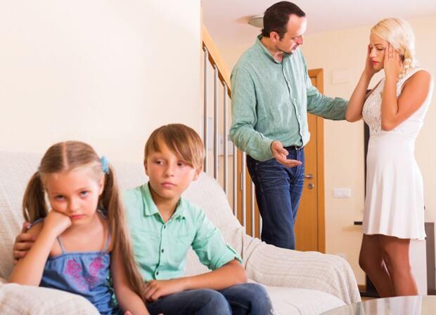 boşanma velayet