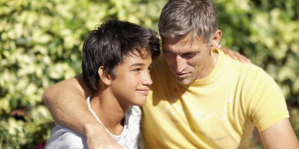 Çocuk İle Baba Arasında Şahsi İlişki Tesisi