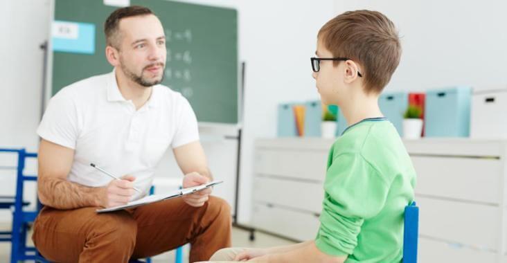 Çocuk İle Kişisel İlişki Nasıl Belirlenir