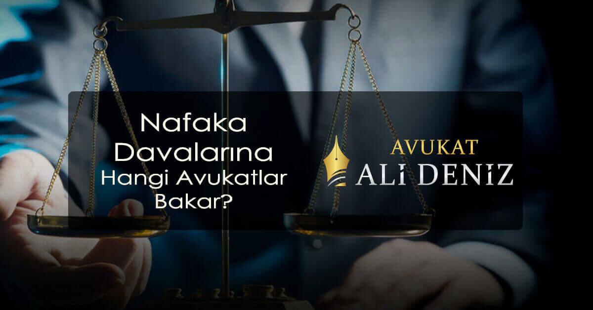 Nafaka Davasına Bakan Avukatlar