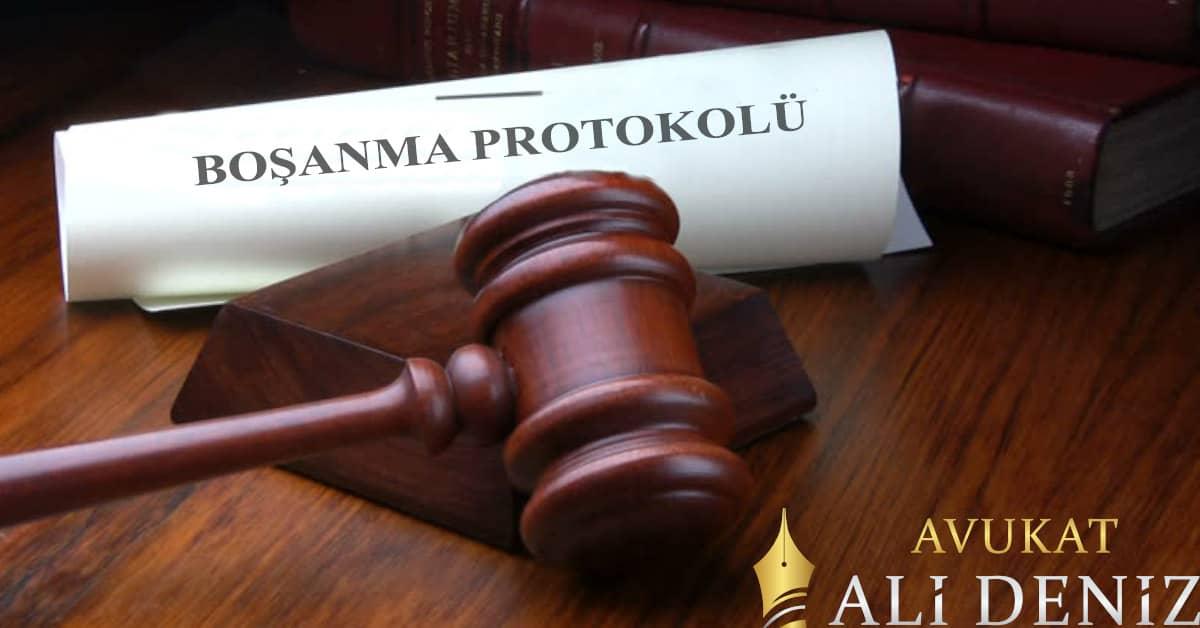 Anlaşmalı Boşanma Protokolünde Maddi Tazminat