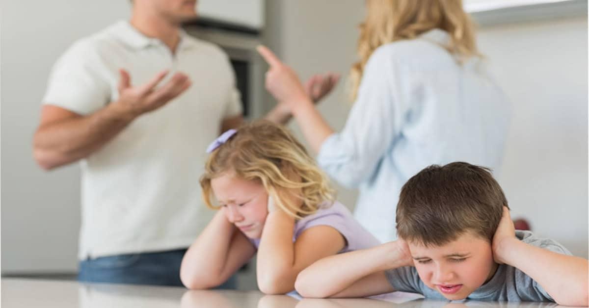 Çocukları Boşanma Sürecine Dahil Etmeyin!