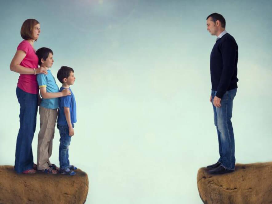Kadının, çocuğun geçici (tedbiren) velayet hakkı
