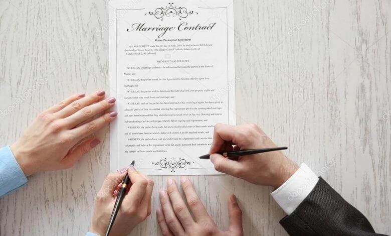 Evlilik Sözleşmesi Nedir? Ne Değildir?