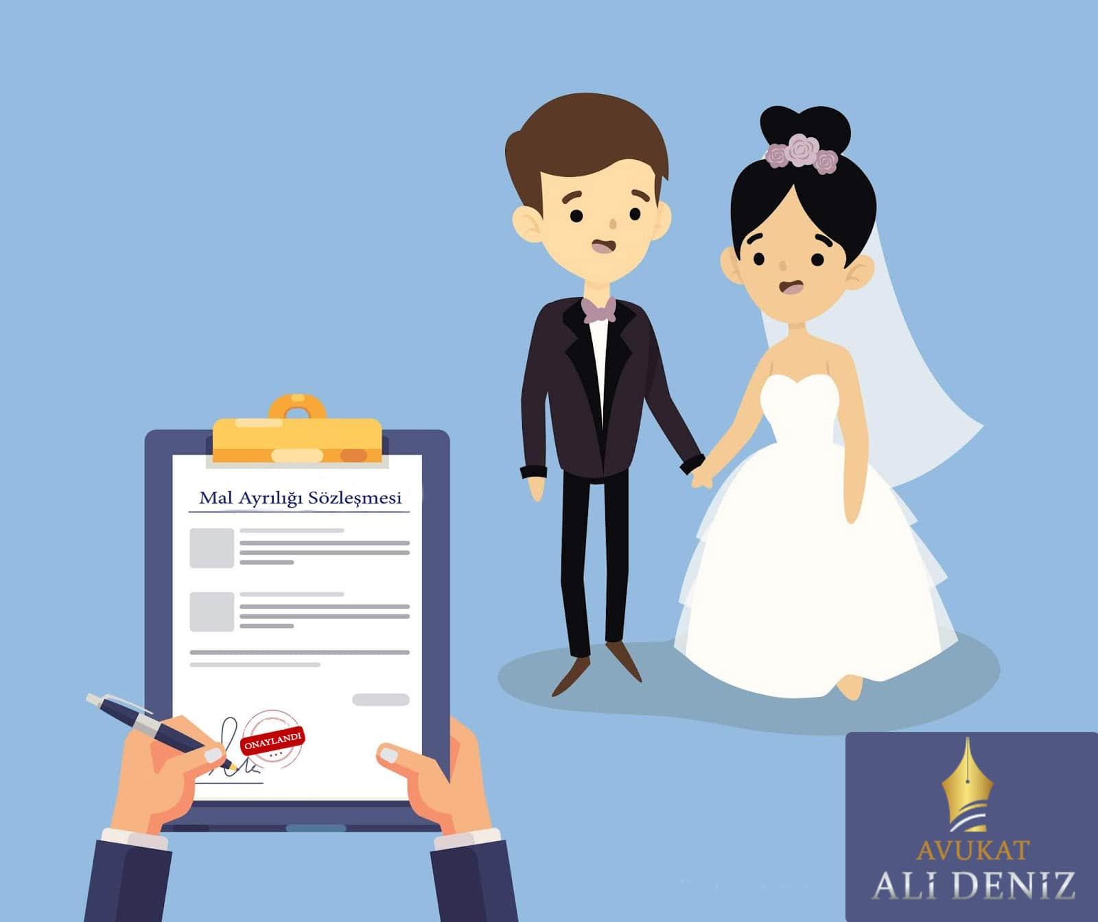Mal Rejimi Sözleşmesi Evlilik Sözleşmesinden Farklıdır.
